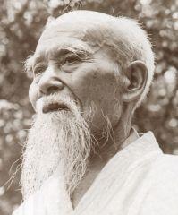 Osensei Morihei Ueshiba<br><br><br>