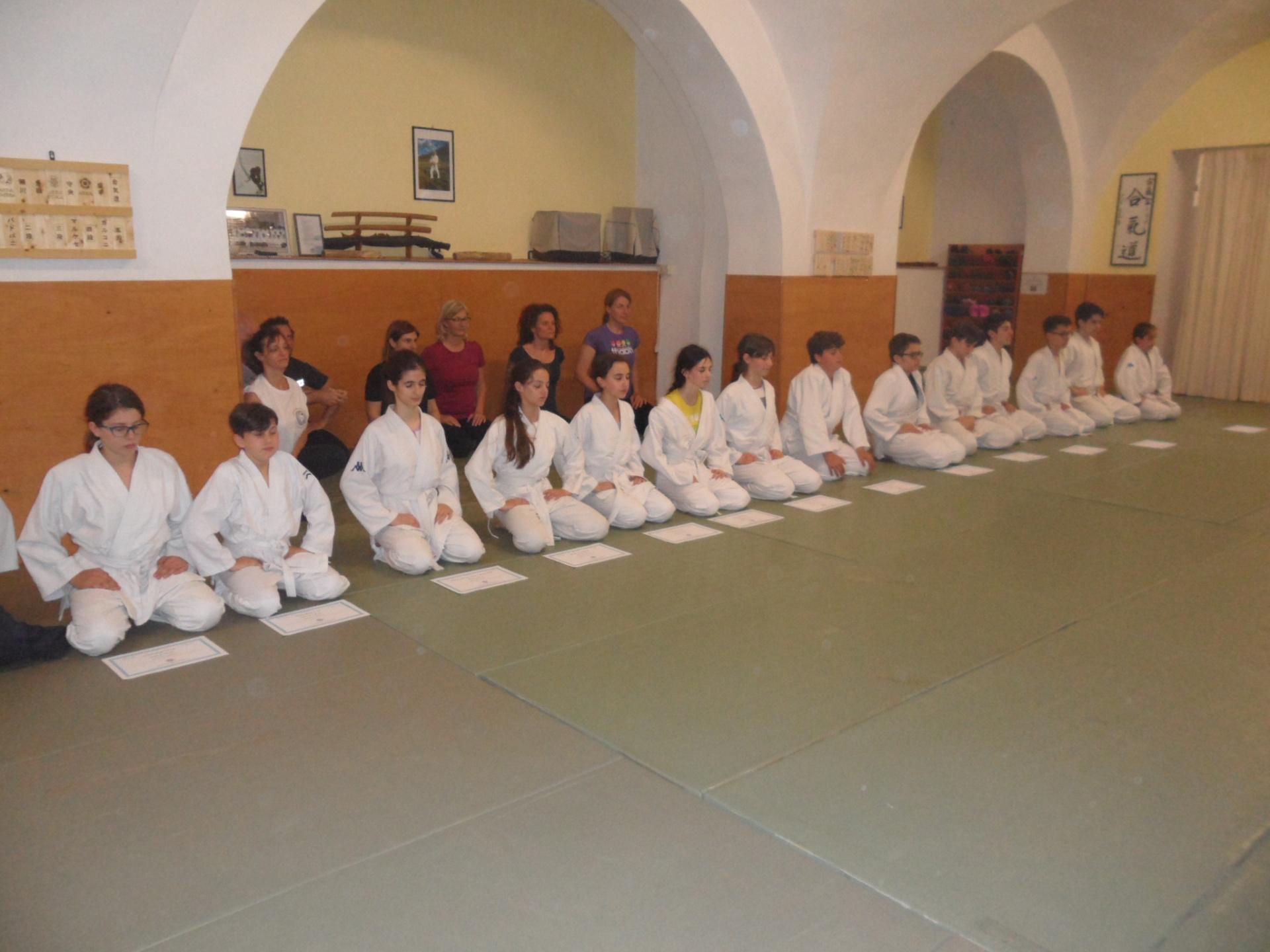 I nostri giovani samurai...<br><br>